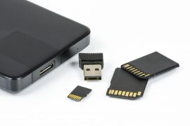 encrypted SD card